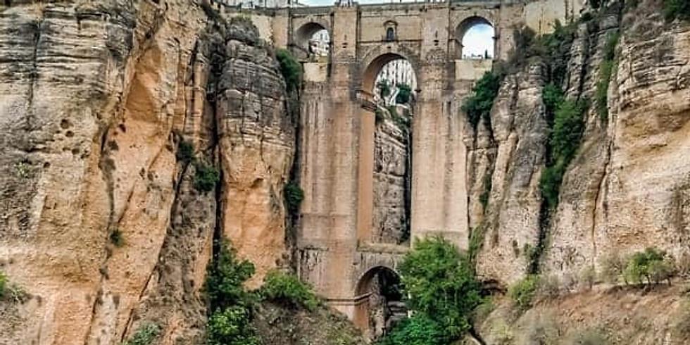Canyoning - Below Ronda Bridge!!!x