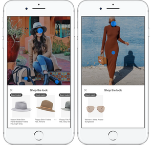 Pinterest Launches New 'Shop The Look' Feature