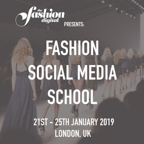 The Fashion Digital Launches Fashion Social Media School