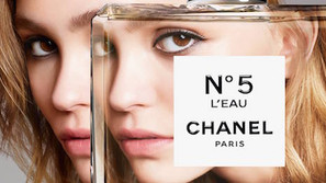 In The Press: Chanel Ft. Lily-Rose Depp