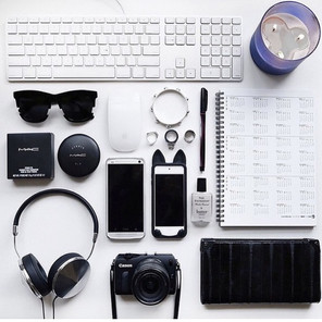 Five to Follow: Flat Lay Instagram Accounts
