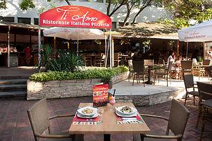 "Restaurant ""Ti Amo"""