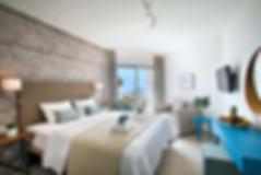 חדר זוגי סטנדרט עם נוף לים