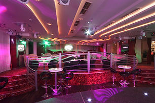 Night Bar Flamingo Grand