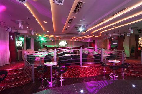 Night Bar Flamingo Grand