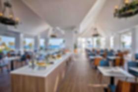 מסעדת Blue Horizon