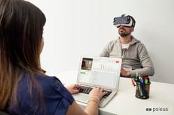Psicoterapia Realtà Virtuale Fobie