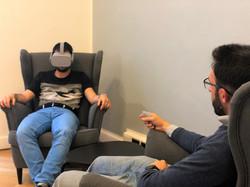 Psicoterapia Realtà Virtuale