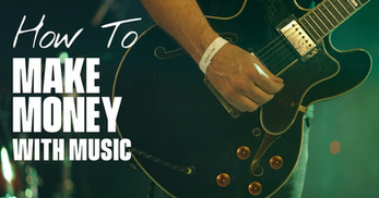 How To Make Money With Music [5 Proven Rev Channels]