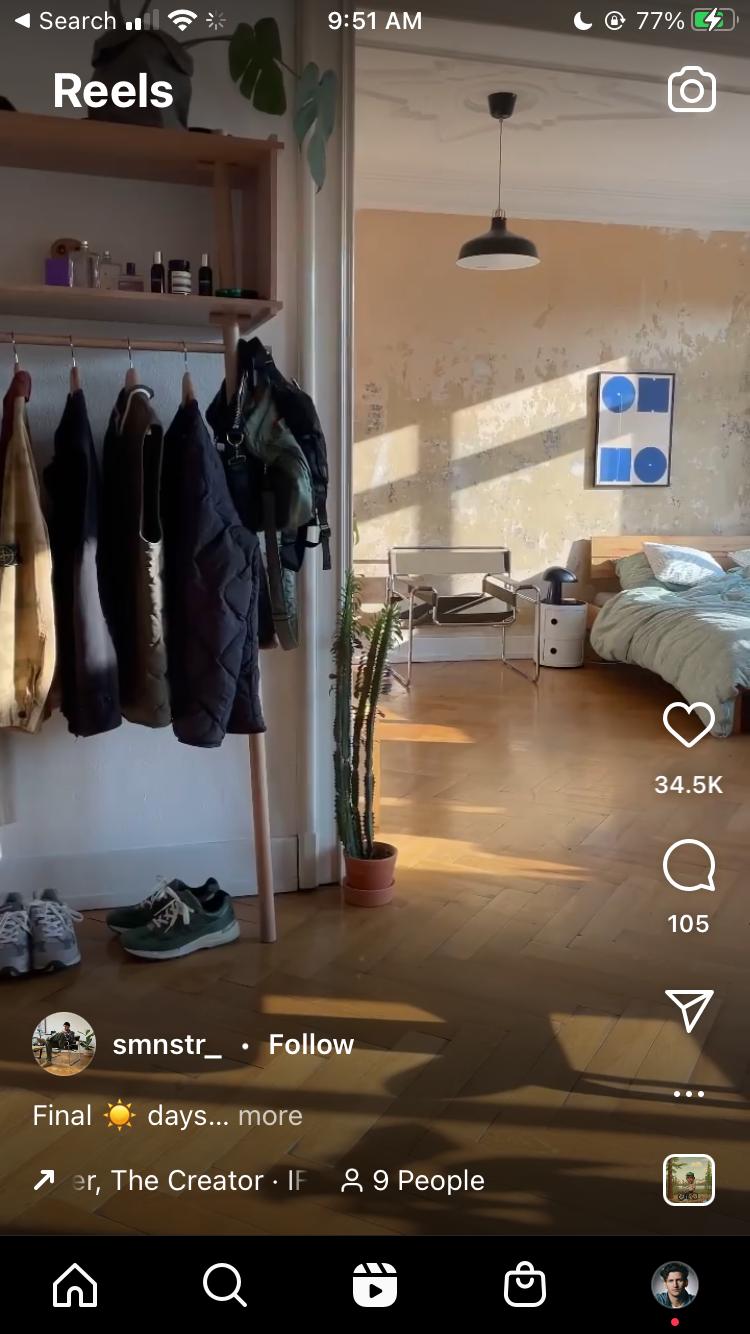 Instagram Reels Music