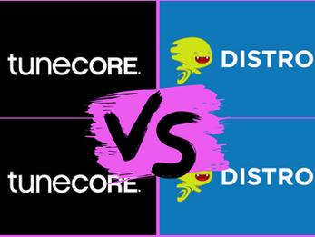 TuneCore vs DistroKid