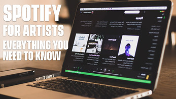 Spotify For Artists [Everything You Need To Know]
