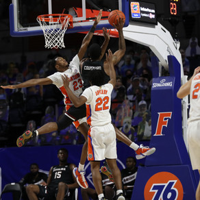 """Did South Carolina """"Punk"""" the No. 22 Florida Gators...Or Did They Punk Themselves?"""