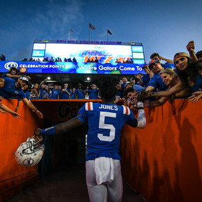 Emory Jones Waited...and Waited...and Waited. Now the Florida Gators Team Is His