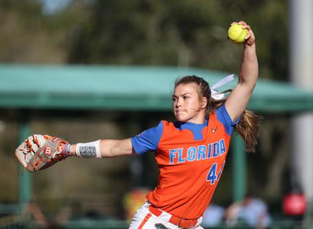 'Next Woman Up' for Gator softball