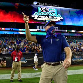 Transcript: Florida Gators Dan Mullen on Feleipe Franks, the Georgia Win and Wheel Routes