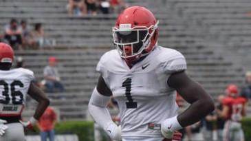 Georgia 5-Star LB Cox transfers to Florida