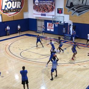 VIDEO: Florida Gators Basketball Practice