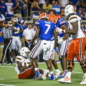 Florida Gators Defensive Breakdown: Everyone's Moved Around...To Where They're Supposed To Be