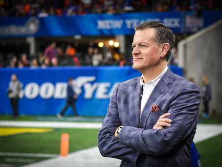 Q&A With Florida Gators AD Stricklin On Full-Attendance, Tennis Championship and (No) Spring Game