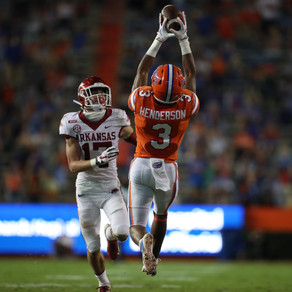Sizing Up Florida Gators Spring Football: Lots of Talent, but It's Young