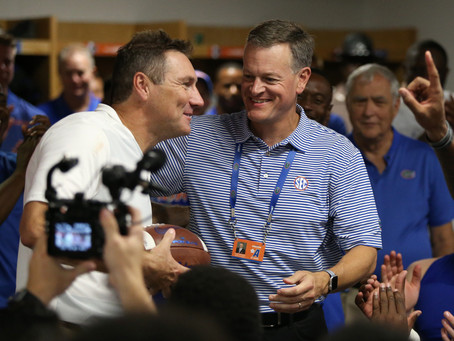 Buddy Martin Blog: Dan Mullen And Florida Gators Need To 'Kiss And Make Up' To Quell the Rumors