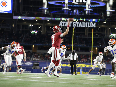 No. 6 Oklahoma Sooners and Spencer Rattler Rattle the Shell of the No. 7 Florida Gators