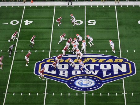 Buddy Martin Blog: College Football Met One Challenge. Another Awaits Around The Corner. Just Do It!