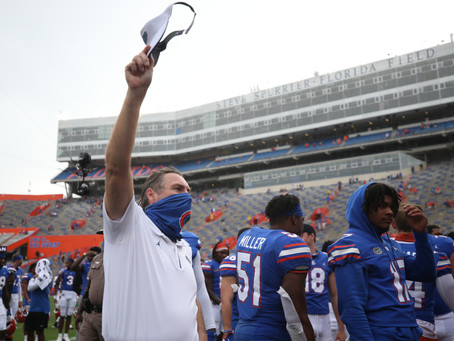 Transcript: Dan Mullen on Clinching the East, Defensive Progress and Kyle Trask's Heisman Promotion