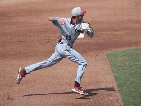 Florida Gators Commit and Gators Legacy, Deric Fabian, Named 2021 Mr. Baseball For State of Florida