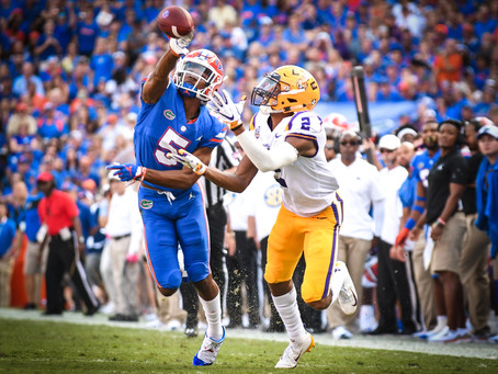 Florida, LSU and the Bad Blood Bowl