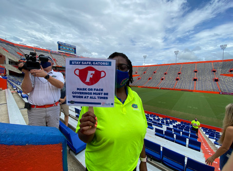 Explaining the Coming Days for the Florida Gators; Determining Who's Available