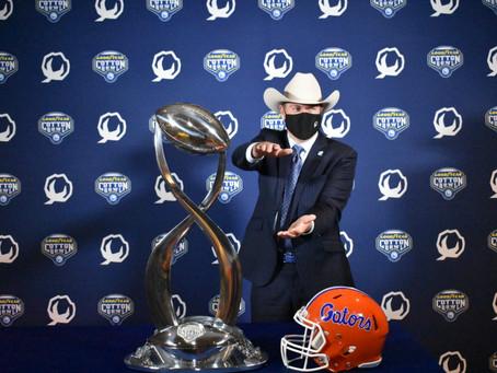 Transcript: Dan Mullen and Lincoln Riley Preview Florida Gators Vs Oklahoma Sooners In Cotton Bowl