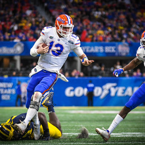 Feleipe Franks' Homecoming Should Have The Florida Gator Defense On Alert... And They Know That