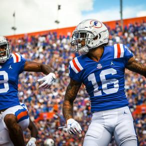 Florida Defeats Auburn Thanks to Gator Standard