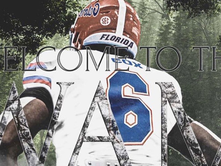 Brenton Cox Jr. Spinning and Speeding His Way Onto Gators Roster