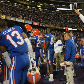 The No. 7 Gators Fall in Death Valley But Emerge From Baca