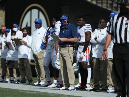 Transcript: Dan Mullen on Kentucky's Defense, the LSU Game Flexibility and the Return of Kyle Pitts