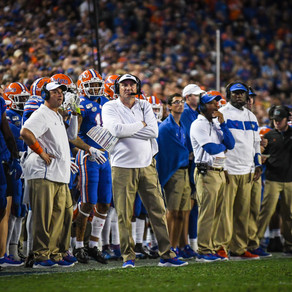 BUDDY'S BLOG: Gator Fans Are Challenged To Put Some Bad Memories Away. Will They Embrace Dan Mullen?