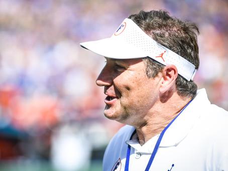 Transcript: Florida Gators Head Coach Dan Mullen Recaps 2020 and Previews 2021 Spring Practice