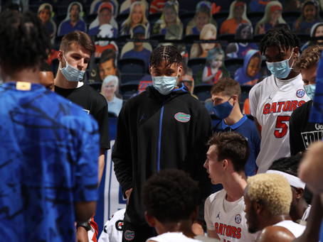The Only Thing Certain for Florida Gators Basketball Is Uncertainty