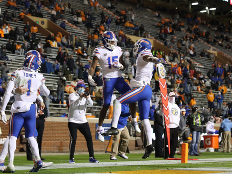 No. 6 Florida Gators Balancing Excitement Of East With Necessary Work