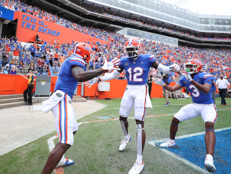 The No. 6 Florida Gators Defeat Kentucky Wildcats, But Team Is Far From Peaking...and That's Good