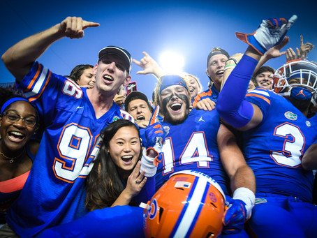 Be A Part of Every Moment for Florida vs. Auburn