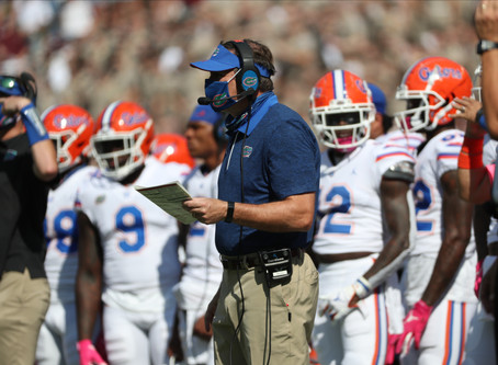 Dan Mullen Tests Positive For Covid-19, Is Self-Isolating From His Family
