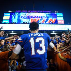Feleipe Franks Returns to the Florida Gators Culture and Legacy He Built