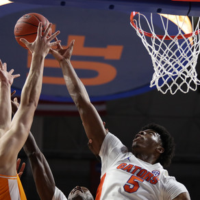 Omar Payne Saves the Florida Gators Once Again...How Can He Do It More Often?