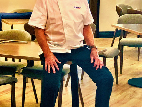 Buddy Martin: Hello To the Man In the White Coat; Is Steve Spurrier Now the New Head Coach Chef?