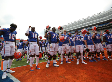 Florida Gators Suspend Football Activities Amidst COVID Spike. Was It Inevitable? What Happens Next?