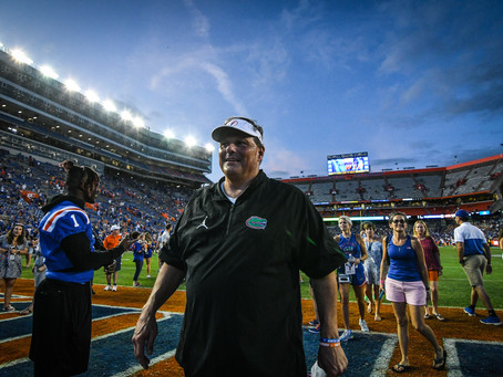 Why All the Criticism About Florida's Todd Grantham? Maybe They Don't Get His Defense.
